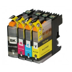 Brother LC131K Black ink Cartridge Higher Yield