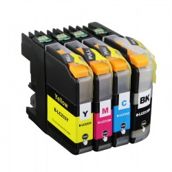 Brother LC233K Black ink Cartridge