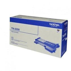Brother TN2250 TN-2250 Toner Cartridge Genuine
