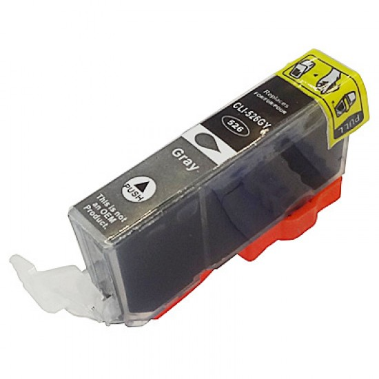 Canon CLI526 GY Grey Ink Cartridge