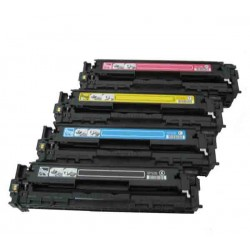 Compatible HP 202X CF500X toner cartridge