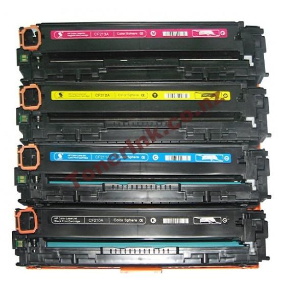 CF210A Black Toner Cartridge 131A for Hp Laserjet Pro 200 M251nw M276nw Print