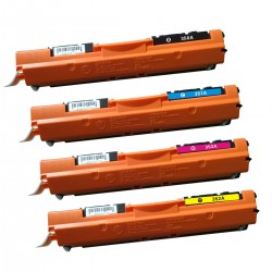 HP 130A Toner Cartridge CF350A/CF351A/CF352A/CF353A