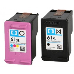 HP 61XL Colour Ink Cartridge