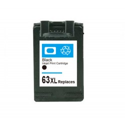 HP 63XL Black Ink Cartridge