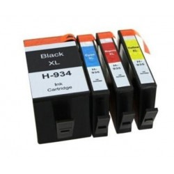 HP 934XL 935XL Black / Cyan / Magenta / Yellow Ink Cartridge