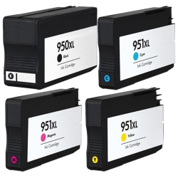 Compatible with HP950XL 950XL HP951XL 951XL Ink Cartridge tonerink brand